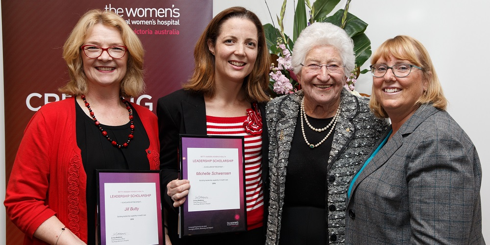 Vale Betty Amsden | The Royal Women's Hospital