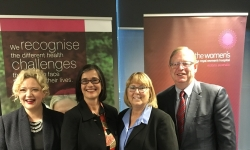 Announcing the appointment of first chair of Family Violence Prevention