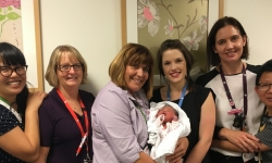 A record number of babies born at Parkville
